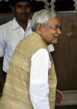 नीतीश राजग विधायक दल के नेता चुने गए