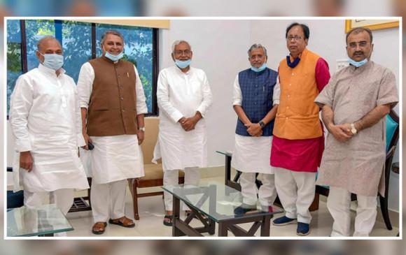 बिहार: नीतीश बोले- 15 को फिर होगी NDA की बैठक, सरकार गठन पर होगा फैसला