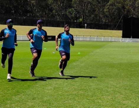 AUS VS IND: ऑस्ट्रेलिया दौरे पर आई भारतीय टीम को राहत, सिडनी में पिछले एक सप्ताह में कोई कोविड मामला नहीं