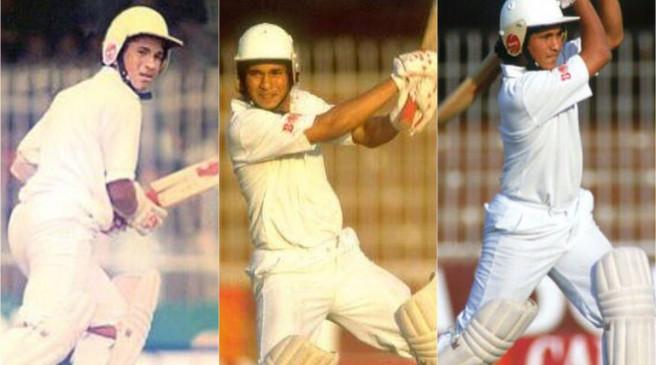 On this day in 1989, Sachin Tendulkar made his debut in international  cricket | Sachin Tendulkar Debut: आज ही के दिन 1989 में, सचिन तेंदुलकर ने  अंतरराष्ट्रीय क्रिकेट में किया था डेब्यू -