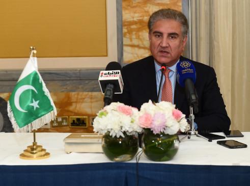 नाइजर में ओआईसी बैठक में भाग लेंगे पाकिस्तानी विदेश मंत्री कुरैशी