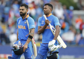 AUS VS IND: कोहली ने कहा- पांडया ने हमारी गेंदबाजी प्लान का खुलासा कर दिया