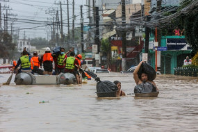फिलीपींस : चक्रवाती तूफान वामको से मरने वालों की संख्या बढ़कर 53 हुई