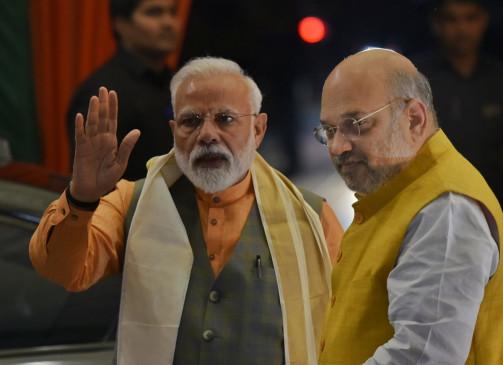 सातवीं बार बिहार का मुख्यमंत्री बनने पर पीएम मोदी और गृहमंत्री ने दी नीतीश कुमार को बधाई