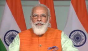 पीएम मोदी ने जामनगर और जयपुर में आयुर्वेद संस्थानों का किया उद्घाटन