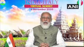 भारत-इटली सम्मेलन: पीएम मोदी बोले- हम सभी को कोरोना के बाद की दुनिया के लिए तैयार होना होगा