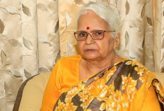 गोवा की पूर्व राज्यपाल मृदुला सिन्हा के निधन पर पीएम मोदी, शाह और नड्डा ने जताया दुख