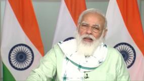 पीएम मोदी कोविड परिस्थितियों पर मुख्यमंत्रियों से मंगलवार को करेंगे चर्चा