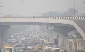प्रदूषित हवा के कारण दिल्ली-एनसीआर में सांस संबंधी बीमारी के मरीज बढ़े