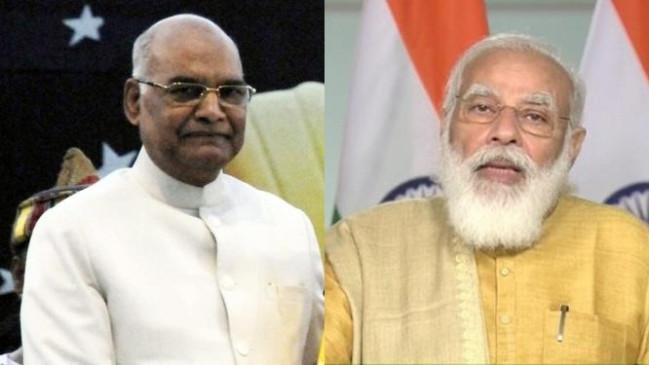राष्ट्रपति, प्रधानमंत्री ने देशवासियों को दी दिवाली की शुभकामनाएं