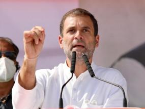 बिहार के नतीजों को छोड़कर कोविड-19 वैक्सीन की बात कर रहे राहुल गांधी