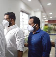 बिनीश के घर चली 26 घंटे तक छापेमारी, परिवार ने लगाया यातना का आरोप