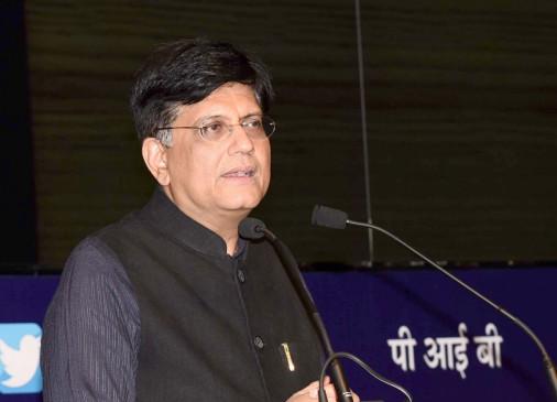राजस्थान : पीयूष गोयल ने किया दिगवाड़ा-बांदीकुई रेल मार्ग का उद्घाटन