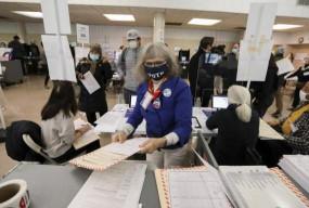 विस्कॉन्सिन में राष्ट्रपति चुनाव की दोबारा मतगणना खत्म, बाइडेन की जीत की पुष्टि