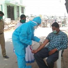 तेलंगाना में कोरोना से रिकवरी दर में हुआ इजाफा
