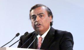 आरआईएल के चेयरमैन मुकेश अंबानी ने मोदी के नेतृत्व की तारीफ की