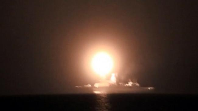 रूस ने हाइपरसोनिक मिसाइल सिरकॉन लॉन्च किया
