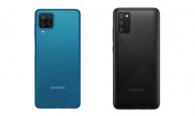 Samsung Galaxy A12 और Galaxy A02s स्मार्टफोन हुआ लॉन्च, जानें कीमत और फीचर्स