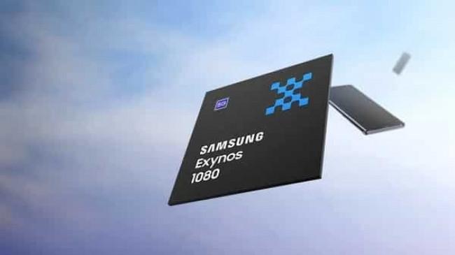 सैमसंग ने एक्सिनॉस 1080 के साथ अपने पहले 5 एनएम चिपसेट को लॉन्च किया