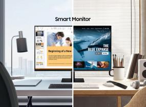 बेहतर उपयोगिता और कनेक्टिविटी के साथ सैमसंग ने किया स्मार्ट मॉनीटर का अनावरण