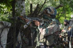 12 घंटे के अंदर जम्मू-कश्मीर में दूसरी मुठभेड़ शुरू
