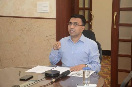 गोवा में खनन उद्योग फिर से शुरू करने को लेकर शाह का सकारात्मक रुख : मुख्यमंत्री