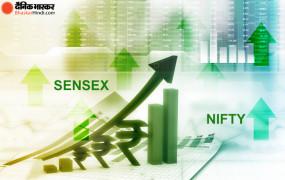 Share market: सेंसेक्स 143 अंक चढ़ा, निफ्टी 11,665 के पार बंद हुआ