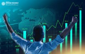 Share market: सेंसेक्स में 704 अंकों की तेजी, निफ्टी 12,460 के पार बंद हुआ