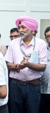 बीमार हॉकी ओलंपियन एमपी सिंह को गावस्कर के चैंप्स और सरकार से मिली मदद