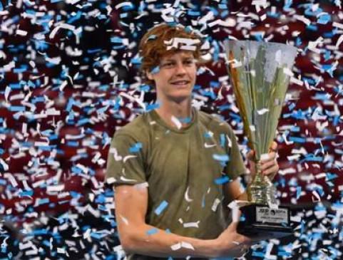 SOFIA OPEN: जैनिक सिनर बीते 12 साल में एटीपी खिताब जीतने वाले सबसे युवा खिलाड़ी बने