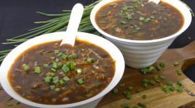 Soup: 5 मिनट बनाएं होटल जैसा हॉट एंड सॉर वेज सूप, जानें रेसिपी
