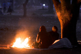 श्रीनगर में सीजन की सबसे ठंडी रात, माइनस 3 डिग्री तापमान दर्ज