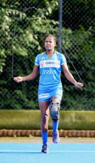 टीम में मजबूत आत्मविश्वास : मिडफील्डर नमिता