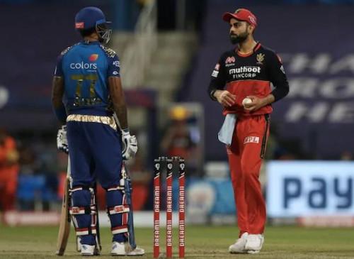 क्रिकेट: सूर्यकुमार ने कहा- कोहली के साथ हुई नोंकझोंक मौके की नजाकत का नतीजा थी