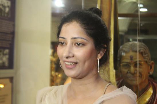 सूर्यवंशी की अभिनेत्री निहारिका रायजादा : भारत ने मुझे धैर्य सिखाया
