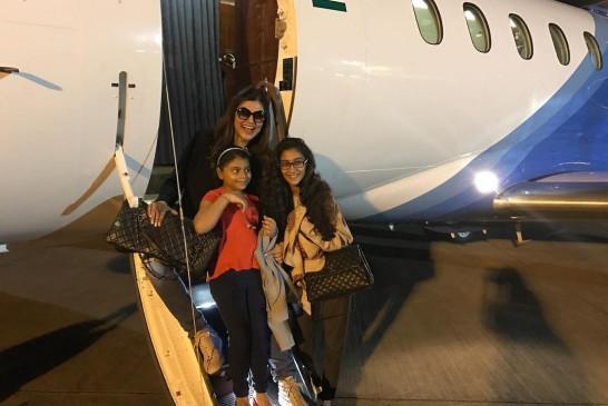 सुष्मिता सेन की बेटी रिनी शॉर्ट फिल्म में डेब्यू के लिए तैयार