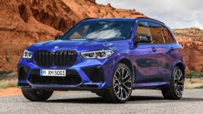 SUV: BMW X5 M भारत में हुई लॉन्च, कीमत 1.94 करोड़ रुपए