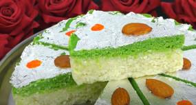 Sweet: बिना मावा और घी के घर पर बनाएं कोकोनट मलाई बर्फी, जानें रेसिपी