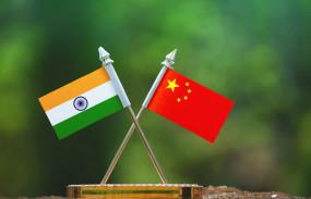 सीमा पर गतिरोध समाप्त करने के लिए भारत और चीन के बीच वार्ता जारी