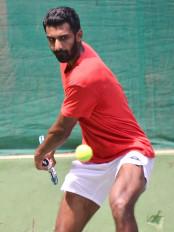 टेनिस : गुणेस्वरन को कैरी चैलेंजर में कुडला से मिली मात