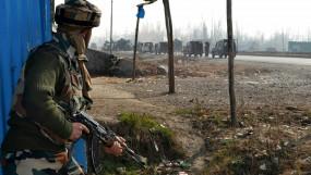 श्रीनगर में गश्ती दल पर आतंकी हमला, 2 जवान शहीद