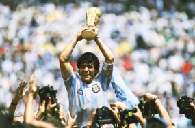महान फुटबॉल खिलाड़ी माराडोना का निधन
