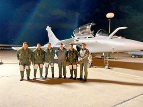 राफेल लड़ाकू विमानों का दूसरा जत्था भारत पहुंचा