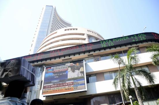 संवत 2076 के आखिरी सत्र में बढ़त के साथ बंद हुआ शेयर बाजार (राउंडअप)