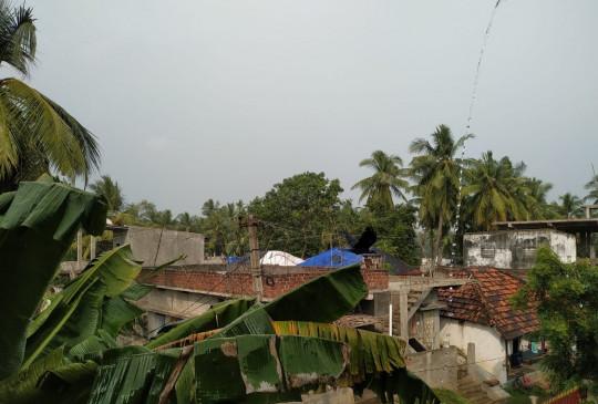 तटीय आंध्रप्रदेश में 7 नवंबर को आंधी की आशंका