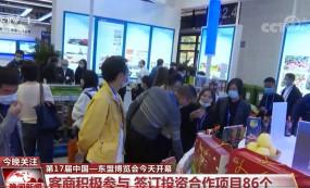 17वें चीन-आसियान मेले में कुल निवेश 2 खरब 60 अरब युआन से अधिक