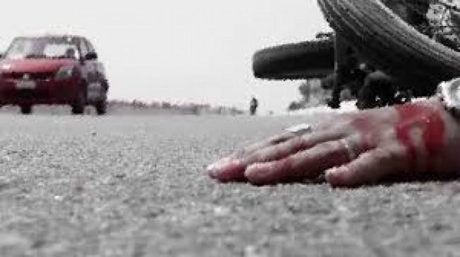 चंद्रपुर में दर्दनाक सड़क हादसा : दो की मौत, एक ही हालत गंभीर
