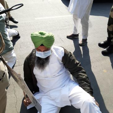 दिल्ली चलो आंदोलन के बीच सच्ची पंजाबी भावना
