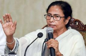 West bengal: ममता बनर्जी ने कहा, बीजेपी चुनाव से पहले राज्य में बाहरी गुंडों को ला रही है