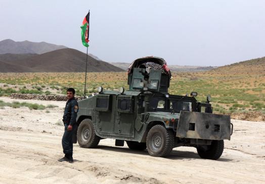 अफगानिस्तान के कंधार में हिंसा हुई तेज, निवासियों को हटाया गया
